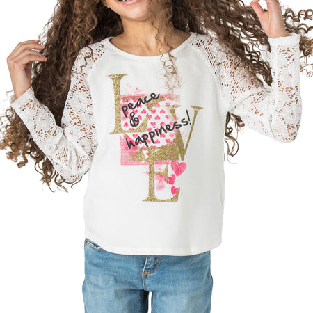 ELLIE T Wear Love Everywhere You Go