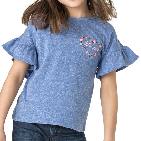 "ANNA ""Someday We'll All Have Wings"" Top"
