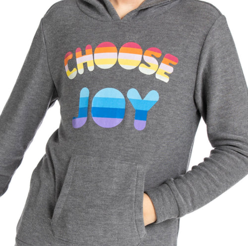 "AYRA Buttery soft ""Choose Joy"" Hoodie top"