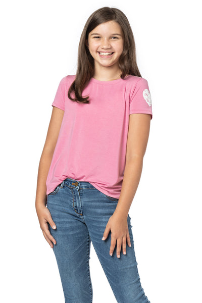 Cute top for girls and Tweens
