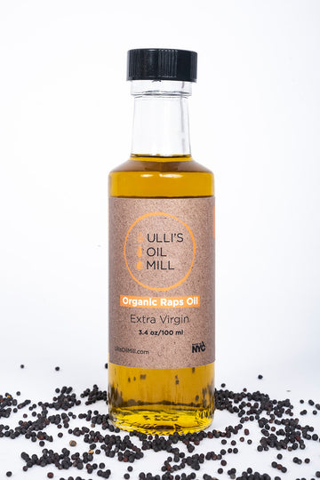 Ulli's Organic Cold-Pressed Rapeseed Oil