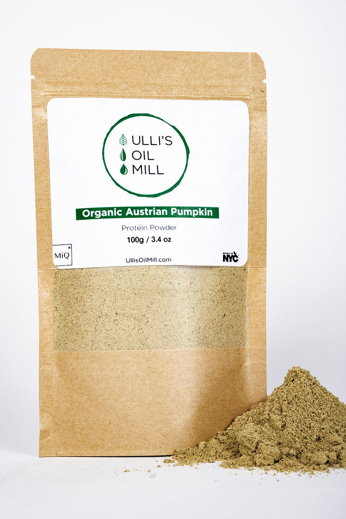 Organic Stone-milled Pumpkin Protein Powder