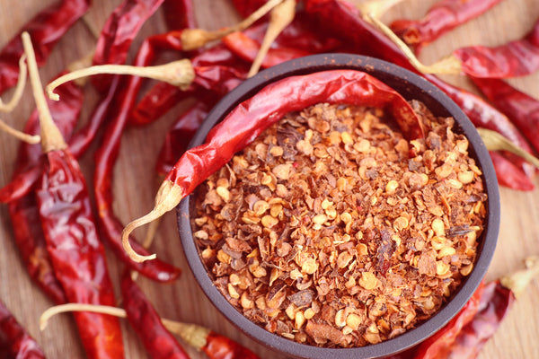 Cayenne Pepper for Pain Relief, Improved Circulation and Digestion, and Weight Loss