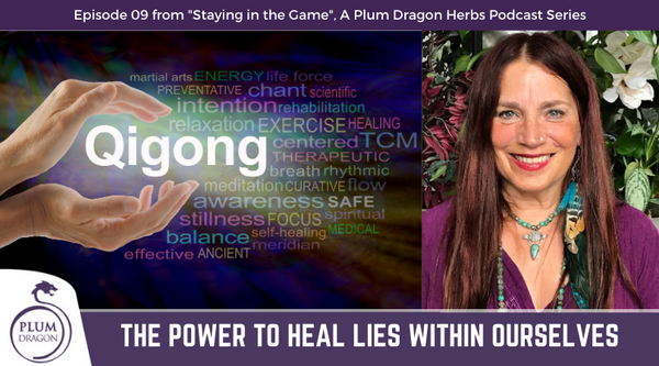 EP09 The Power to Heal Lies Within Ourselves