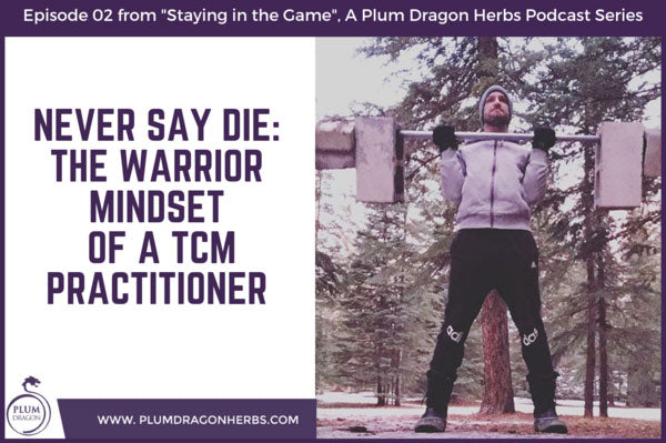 Never Say Die: The Warrior Mindset of a TCM Practitioner