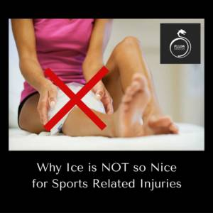 San Huang San vs. Ice: Why Ice is Not So Nice for Sports Related Injury