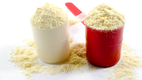 Whey Protein Isolate helps prevent DOMS