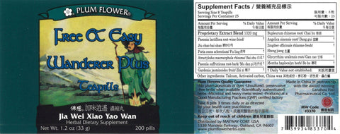 Chinese remedy for irritability and pms