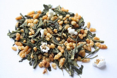 Genmaicha Tea - Wholesale Tea Supplier - Bulk Tea - Plum Dragon Herbs