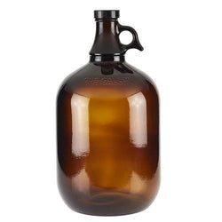 Amber Glass Dit Da Jow Containers (Gallon Jug) - How to make Dit Da Jow