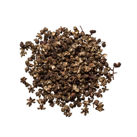 Hua Jiao, Chuan (Prickly Ash Pepper) - Bulk herbs for Chinese Medicine