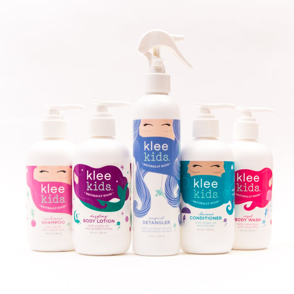 Klee Naturals - Kids' Play Makeup, Hair and Body Care  Made