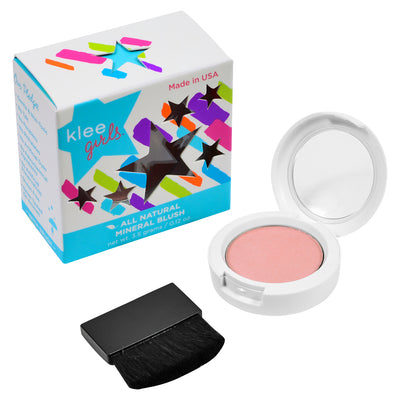 Laguna Wink - Klee Girls All Natural Mineral Pressed Blush Compact