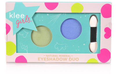 Everglades Swing | Kona Drive - Klee Girls Natural Mineral Eyeshadow Duo Palette