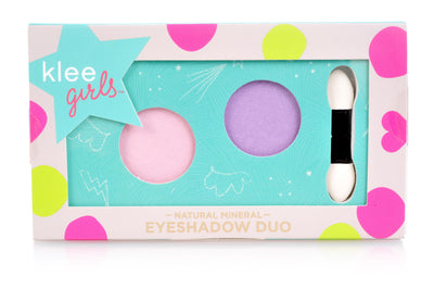Sierra Amble | Sugar Hill Bloom - Klee Girls Natural Mineral Eyeshadow Duo Palette