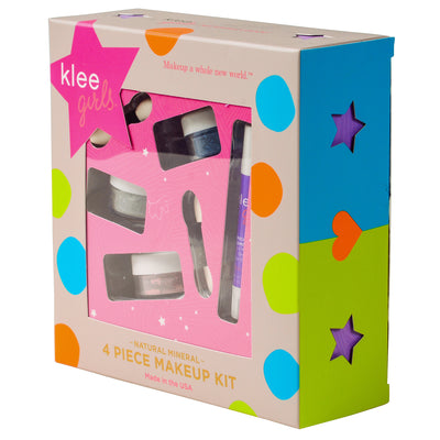 Shining Through - Klee Girls Natural Mineral Makeup 4 Piece Set