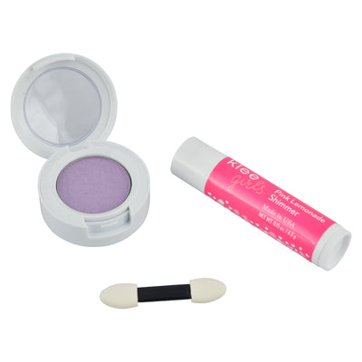 NEW!!! Fairy Purple Twinkle - Klee Girls Natural Mineral Eyeshadow & Lip Shimmer Duo