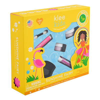 NEW!!! Sunshine Fairy - Klee Kids Natural Mineral Play Makeup Set