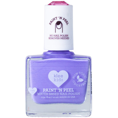 NEW!!!  Hartford - Klee Kids Water-Based Nail Polish