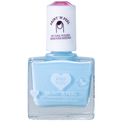NEW!!! Cotton Candy Dream - Klee Kids Water-Based Nail Polish 3-Piece Set