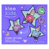 NEW!!! Starry Sky Kiss - Klee Kids Water-Based Nail Polish 3-Piece Set