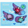 Sweet Sugar Heaven - Klee Kids Water-Based Nail Polish 3-Piece Set