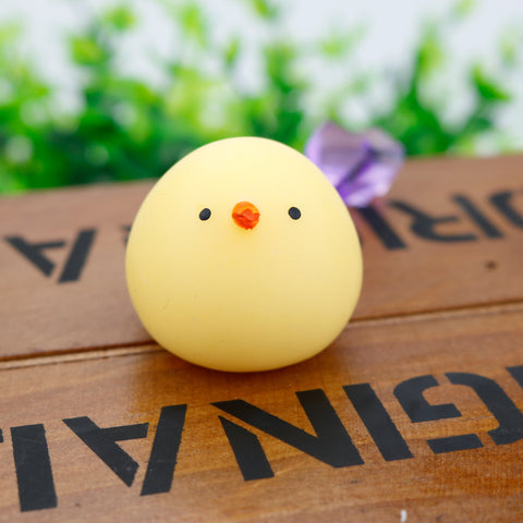 Chicky Squishy Toy
