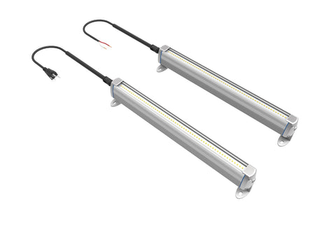 workstation light linear LED 24V and 100V