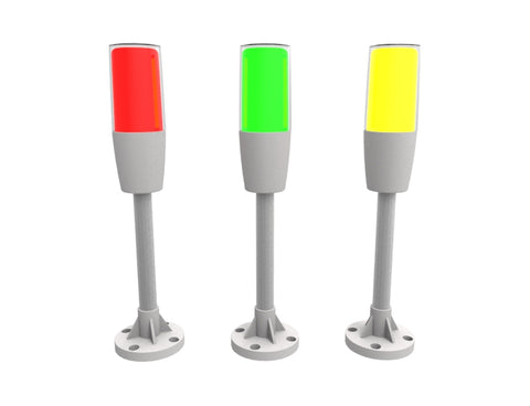 Tower Lights with integrated buzzer