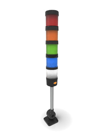 Stack Light Color Code, Tower Light Color Code, Andon Color code