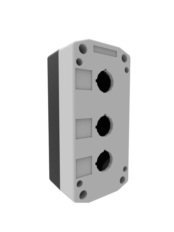 Stack-Light.com Push Button Enclosure 22mm