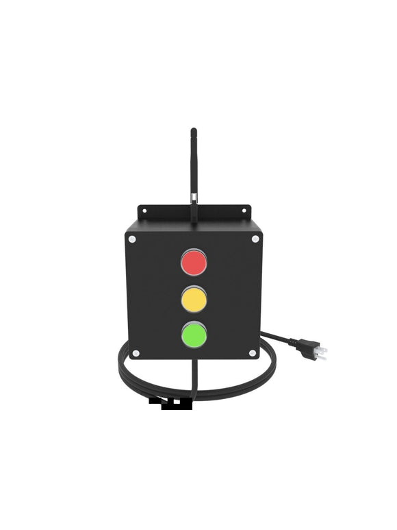 Stack-Light.com Wireless Andon Lights Wireless Stack Light Controller RC-M