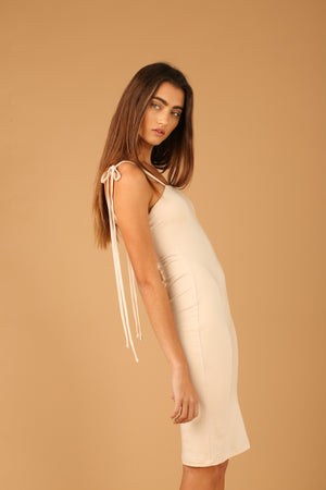 saint-mojavi - REGISTAN TUBE DRESS - SAÏNT MOJAVÏ -
