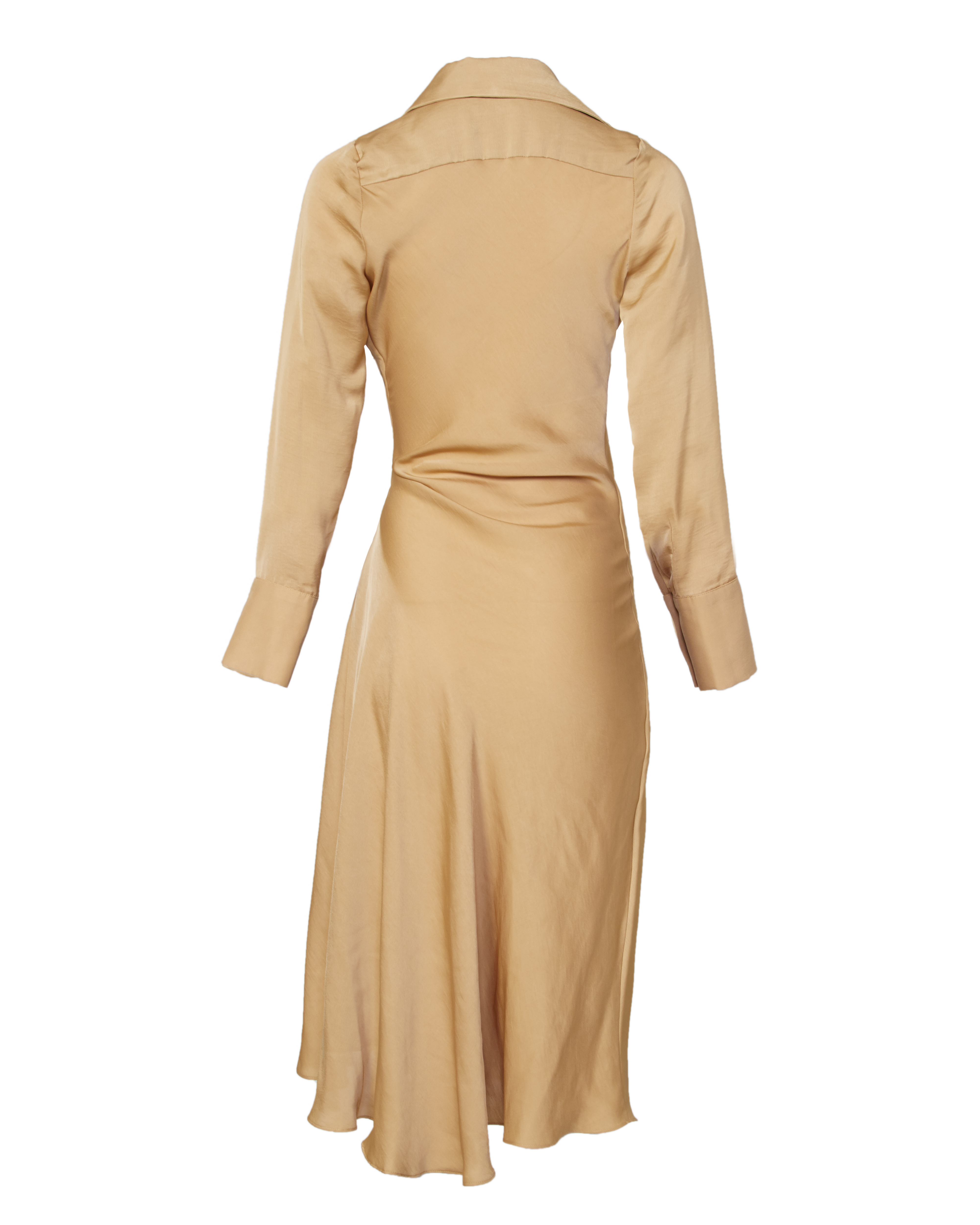 MAHARAJA WRAP DRESS
