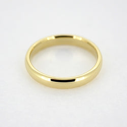 14k Yellow Gold Comfort Fit Band
