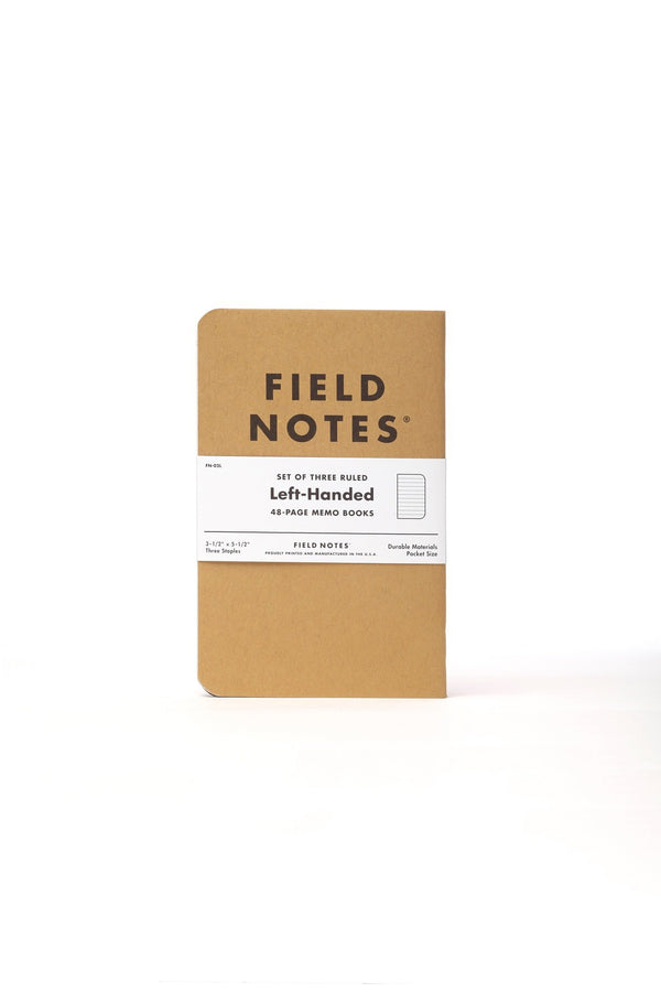 Field Notes - Lefty