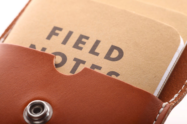 Field Notes - Pony Express Leather Pouch