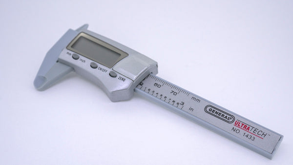 Digital Fractional Calipers