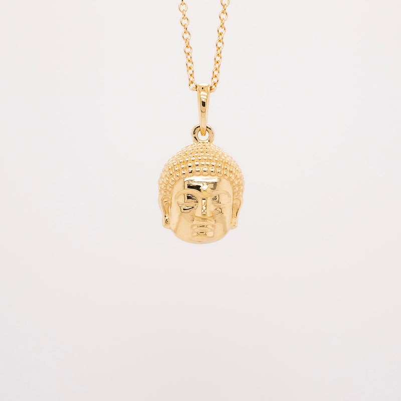 Meditation Buddha Necklace