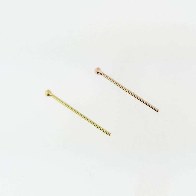Plain Ball Nostril Screw