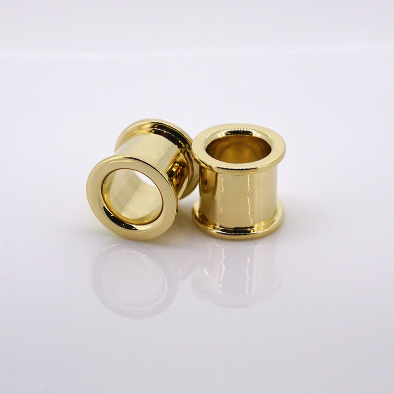 14k Yellow Gold Eyelets