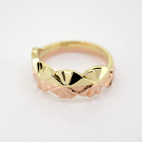 Fan Stackable Ring