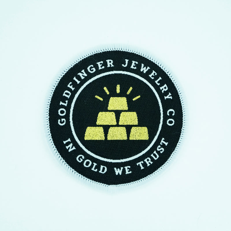 Goldfinger Patch - Treasure Edition