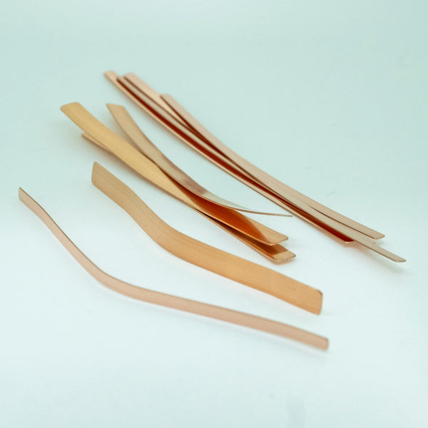 Copper Nose Strips for do it yourself Face Masks