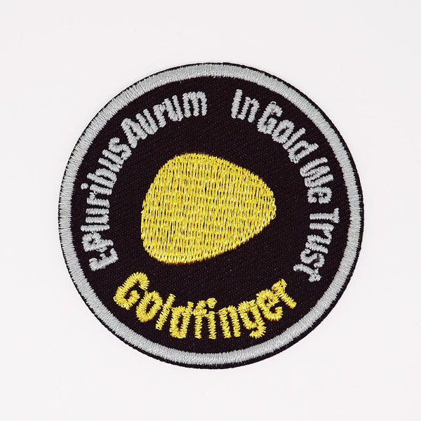 Goldfinger Patch - Ingot Edition