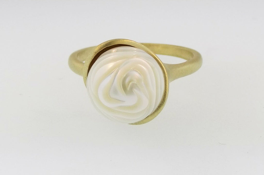Rhythm of Life Gold Ring