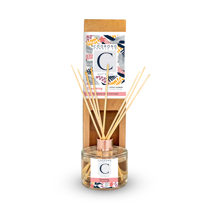'Dreaming' Lotus Flower Reed Diffuser