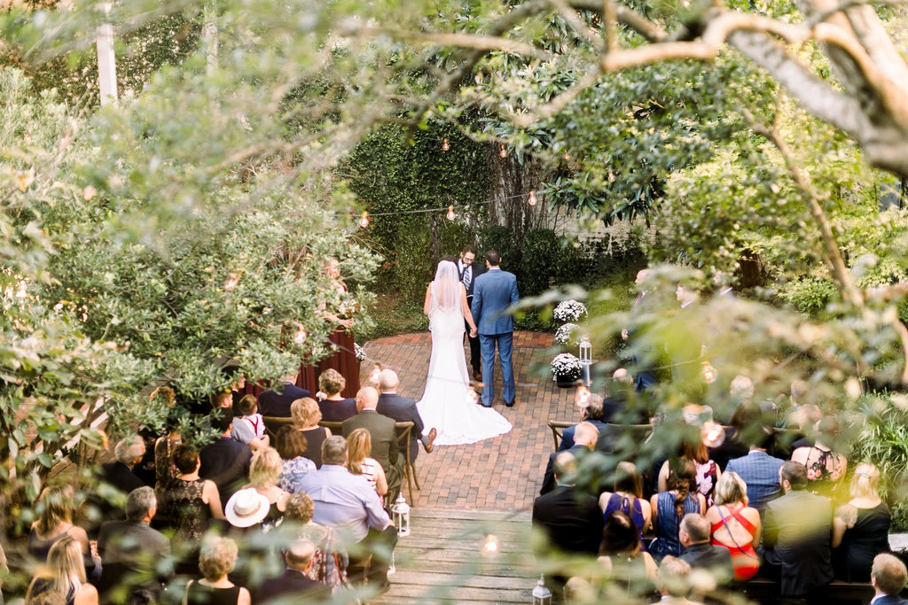 Fun Fall Wedding in Wilmington, NC