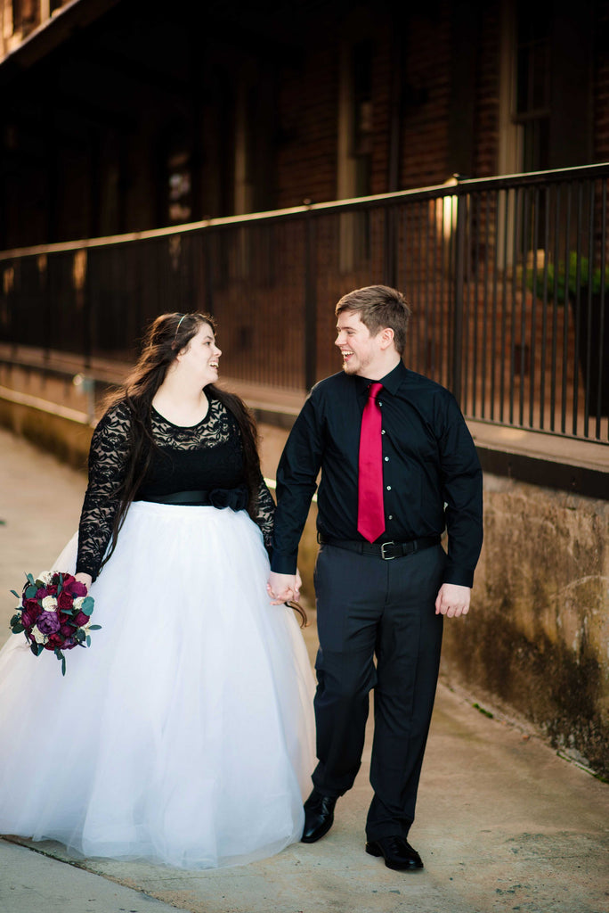 A Cat Lover's Wedding in Danville, VA