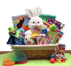 Gifts for kids and teens bunny express easter gift basket negle Gallery